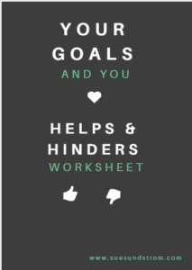 Helps-and-hinders-goal-settng-worksheet
