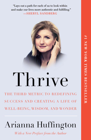Book Review : Thrive by Arianna Huffington