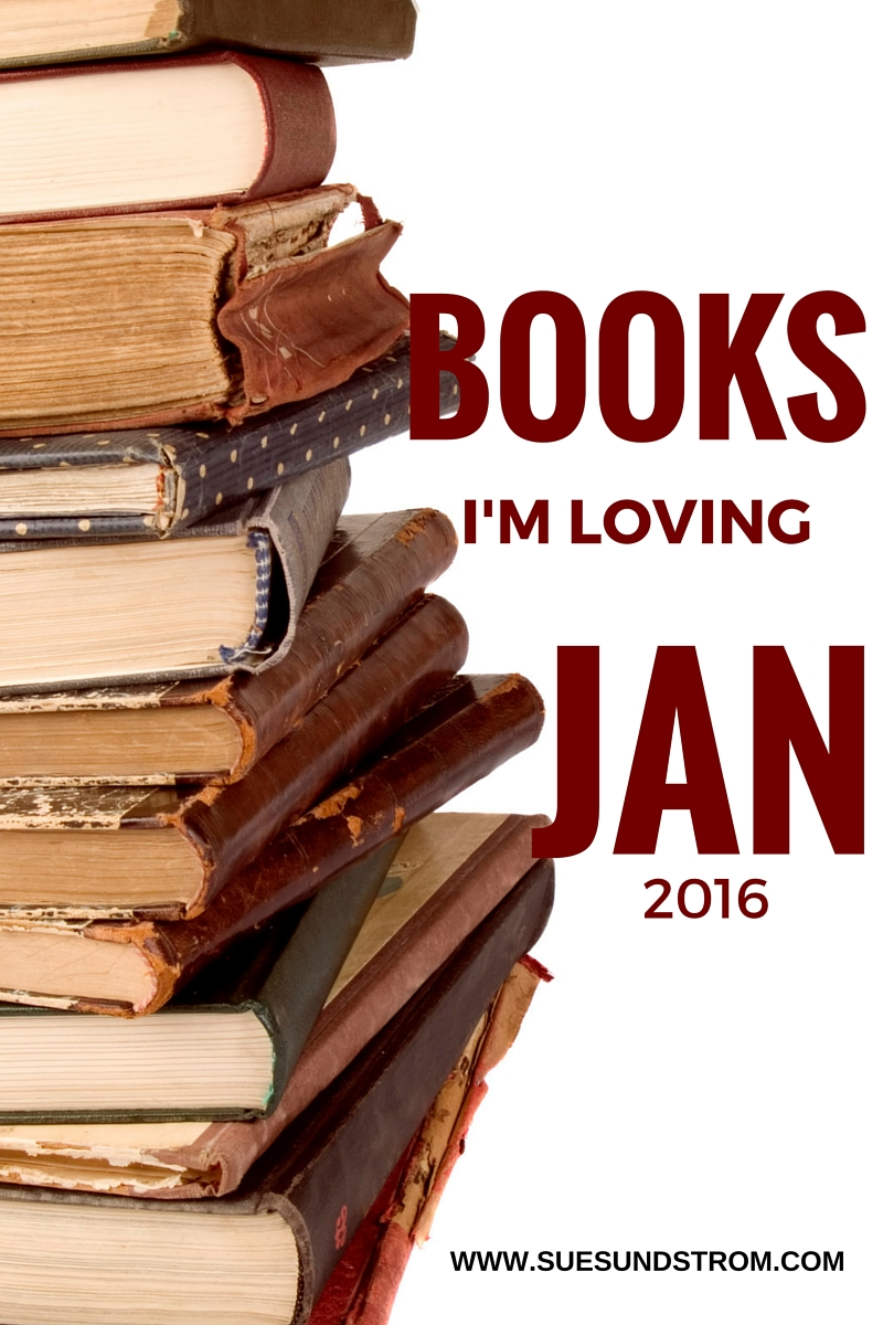 Books I am loving (and reading) now : January 2016