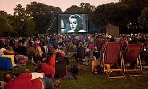 open air cinema image
