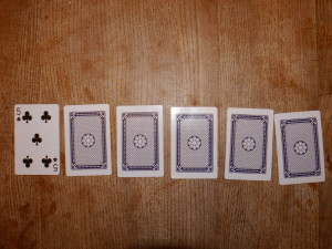 speed-1-card-face-up-one-player