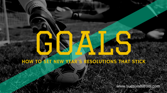 How to set New Year's resolutions that stick