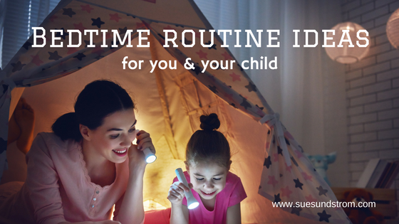 Bedtime Routine Ideas for your child